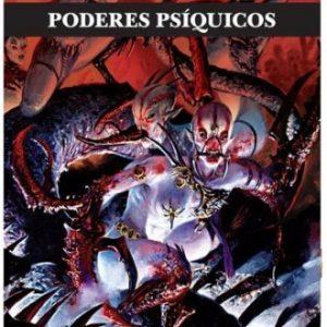 PODERES PSÍQUICOS: DEMONIOS DEL CAOS (6ª edicion)