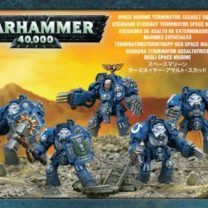 Terminator Close Combat Squad