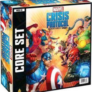 Marvel Crisis Protocol Miniatures Game Core