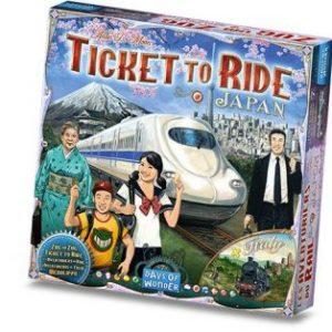 ¡Aventureros al tren! Japón - Italia