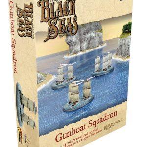 Black Seas: Gunboat Squadron