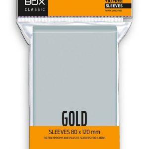 FUNDAS RED BOX GOLD CLASSIC 60 MICRAS 80X120 (110)