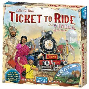 ¡Aventureros al Tren! India (+ Suiza)