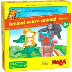 Mis Primeros Juegos - Animal Sobre Animal Infantil
